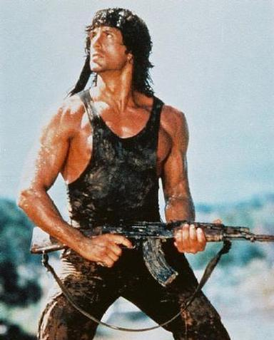 John James Rambo, no relation